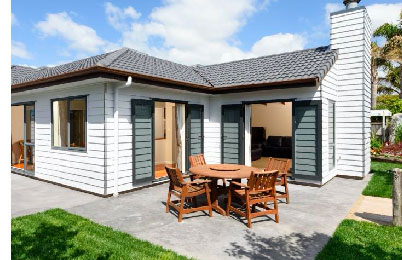 Superior Home Re-cladding Davy Constructions Services